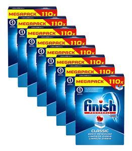 Finish Classic Tabletki do Zmywarki 8 x 110szt DE