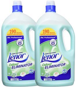 Lenor Odour Eliminator Płyn do Płukania 380pr 2 x 3,8L UK