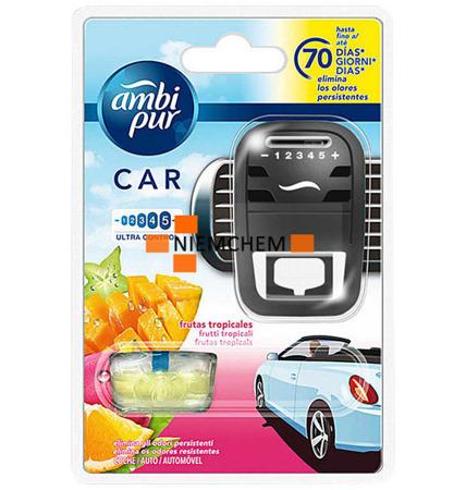 Ambi Pur Car Frutas Tropicales - Zestaw z Władem ES