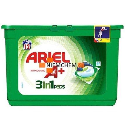 Ariel A+ Kapsułki do Prania Universal 12szt ES