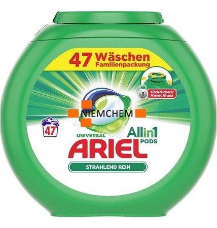 Ariel All in 1 Universal Kapsułki do Prania 47szt DE