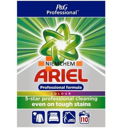Ariel Professional Color Proszek Kolor 110pr 7,15kg DE
