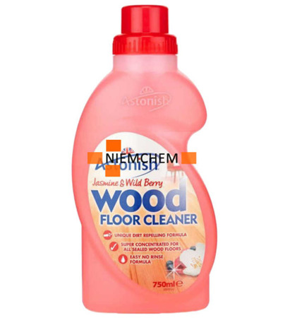 Astonish Wood Płyn Mycia Podłóg Jaśmin 750ml UK