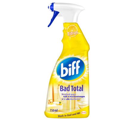 Biff Bad Total Lemon Zitrus Łazienek Prysznica DE