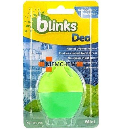 Blinks Deo Mint Pochłaniacz Zapach do Lodówek UK
