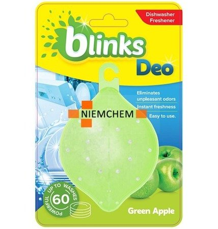 Blinks Deo Odświeżacz Zapach do Zmywarki Apple UK