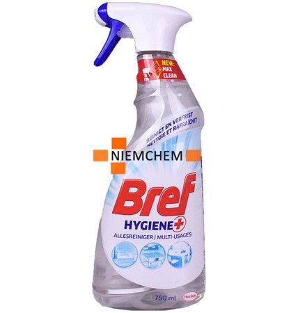 Bref Hygiene+ Spray Czyszczenia Łazienek 750ml DE