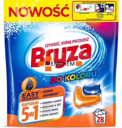 Bryza 5w1 Easy Ironing Kapsułki do Prania Koloru 28szt