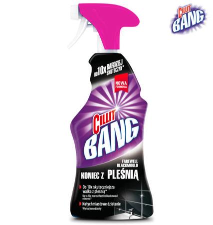 Cillit Bang Koniec z Pleśnią Spray 750ml