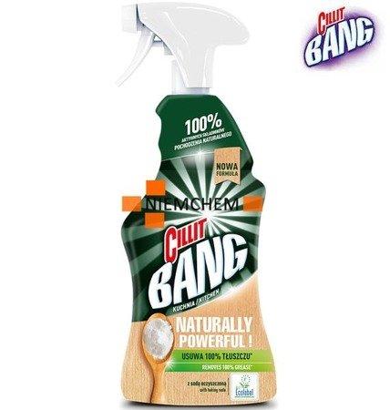 Cillit Bang Naturally Powerful Spray do Kuchni 750ml