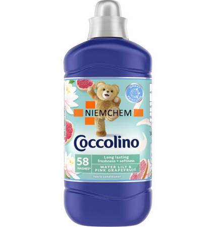 Coccolino Creations Water Lily Płyn 1,45L 58pr