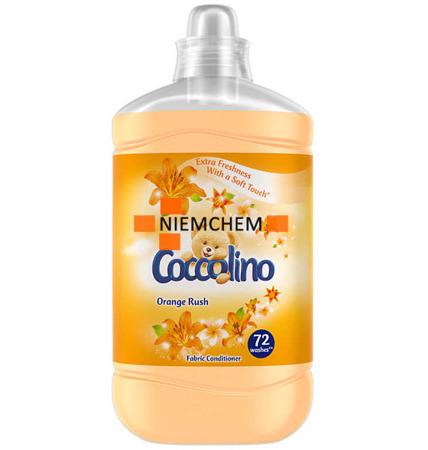 Coccolino Orange Rush Płyn do Płukania 1,8L 72pr