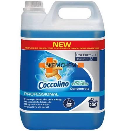 Coccolino Professional 5L Spring Płyn Płukania 200pr