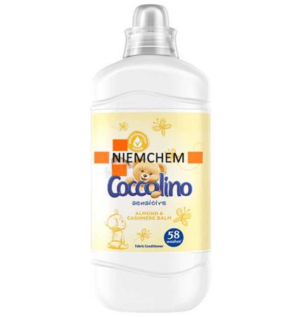 Coccolino Sensitive Midgał Kaszmir Płyn do Płukania 1,45L 58p