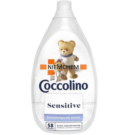 Coccolino Sensitive Płyn do Płukania 58pr 870ml