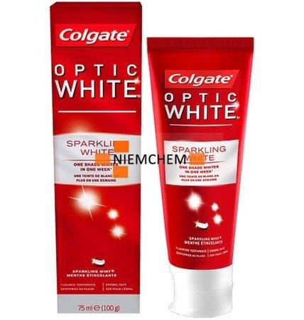 Colgate Optic White Wybialająca Pasta Zębów 75ml UK