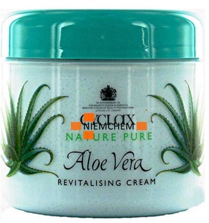 Cyclax Aloe Vera Krem do Ciała z Aloesem 300ml UK