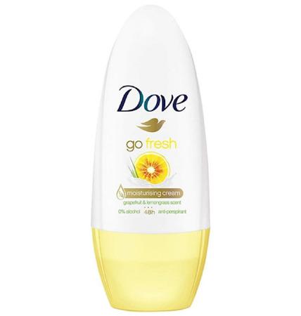 Dove Go Fresh Grapefruit i Trawa Cytrynowa Dezodorant Roll-on 50ml UK