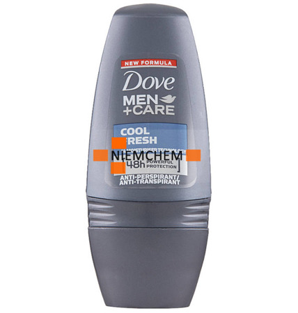 Dove Men+Care Cool Fresh Antyperspirant Męski Roll On UK