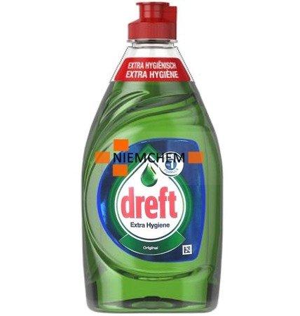 Dreft Extra Hygiene Płyn do Mycia Naczyń 383ml BE