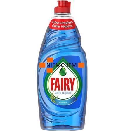 Fairy Extra Higiene Eucalipto Płyn do Naczyń 500ml SF