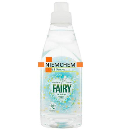 Fairy Non Bio Woda do Żelazka dla Delikatnej Skóry 1L UK