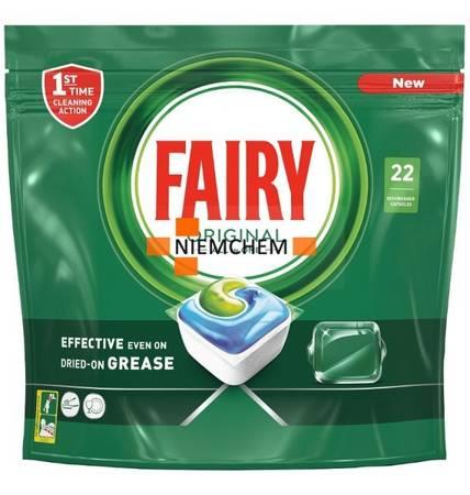 Fairy Original All-in-1 Tabletki Zmywarki 22szt UK