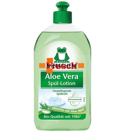 Frosch Aloe Vera  Płyn do Naczyń Aloes 500ml DE