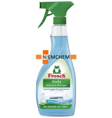 Frosch Soda Spray do Czyszczenia Wszystkich Powierzchni 500ml ECO