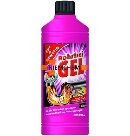 G&G Udrażniacz Rur Żel 1L DE