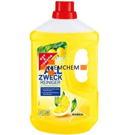 G&G Zitronen Cytrynowy Płyn do Podłóg 1L DE