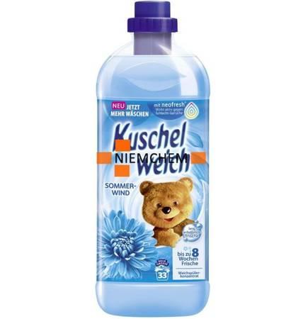 Kuschelweich Sommerwind Płyn Niebieski 1L DE