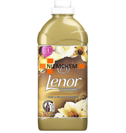Lenor Golden Złota Orchidea Płyn do Płukania 1,875L 75pr IT