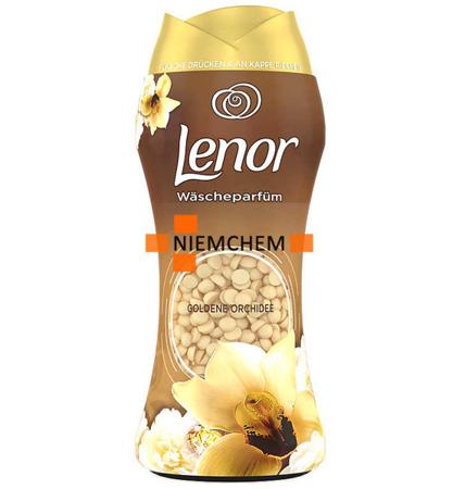 Lenor UnStoppables Goldene Orchidee Perełki 210g DE