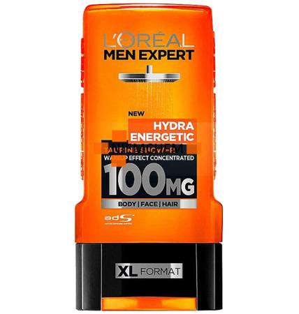 Loreal Men Expert Żel  pod Prysznic Hydra Energetic 300 UK
