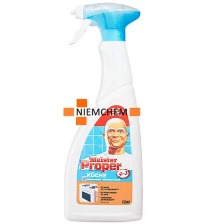 Mr Proper Spray do Mycia Kuchni Citrus 750ml DE