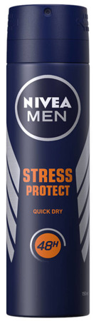 Nivea Men Stress Protect Męski Dezodorant Spray 150ml DE