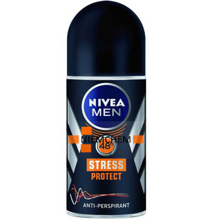Nivea Men Stress Protect Roll-on Męski Dezodorant DE