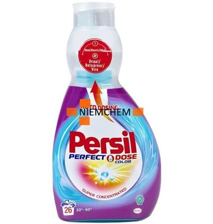Persil Perfect Dose Color Żel do Prania Kolor 26pr 858ml BE