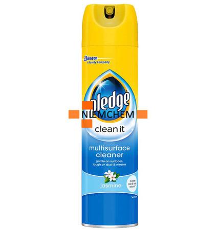 Pledge/ Pronto Multi-Surface Jaśmin Spray do Mebli 250ml UK