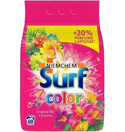 Surf Color Tropical Lily Proszek Prania 3,9kg 60pr