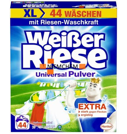 Weisser Riese Universal Proszek do Prania 44pr DE
