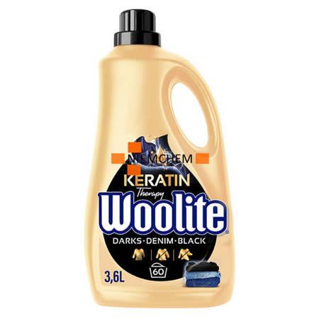 Woolite Dark Denim Black Płyn do Prania Czarnego 60pr 3,6L